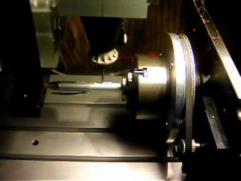 My rotary table in action (1)