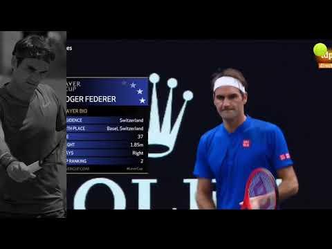 Laver cup 2018 Federer  Djokovic [1]