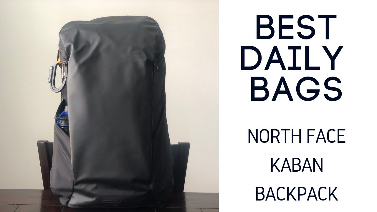 can you wash a north face backpack
