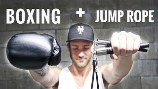 How To Jump Rope For Better Boxing