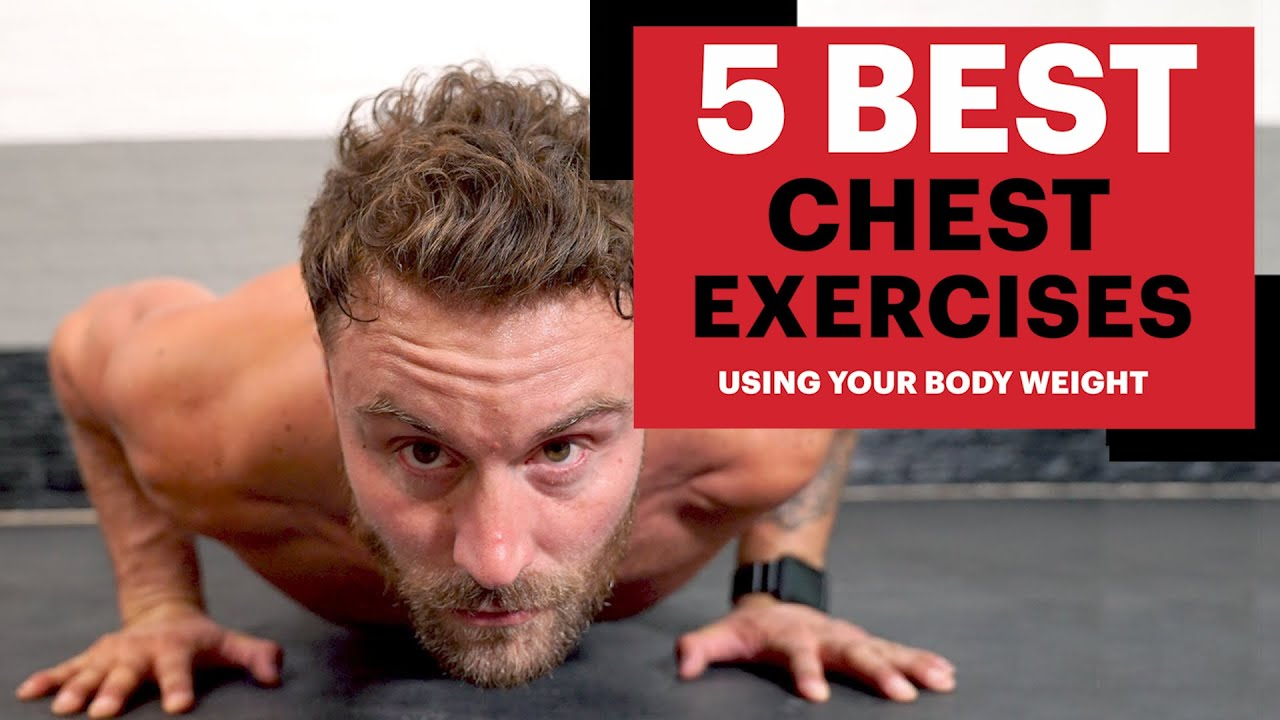 Chest routine perfect The Perfect