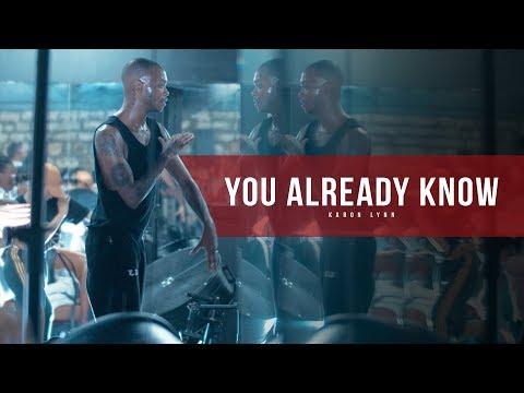 FERGIE ft. NICKI MINAJ - YOU ALREADY KNOW - Choreograpy By Karon Lynn - Filmed by @Alexinhofficial