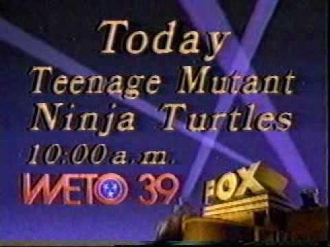 WETO 39 Teenage Mutant Ninja Turtles