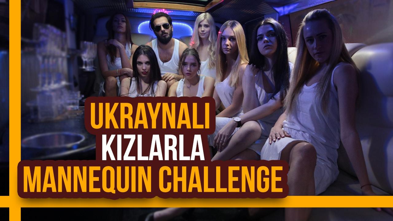 Download Ukraynalı Kızlarla Mannequin Challenge - Hayrettin