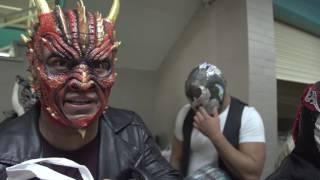 NotiAAA desde Ciudad Juarez Parte 2 - Lucha Libre AAA Worldwide - Diciembre 2016