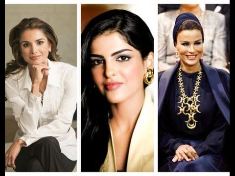 Top 10 Richest Muslim Women In The World 2017