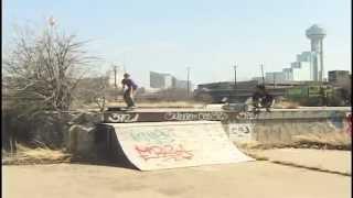Dallas Skyline Slab spot
