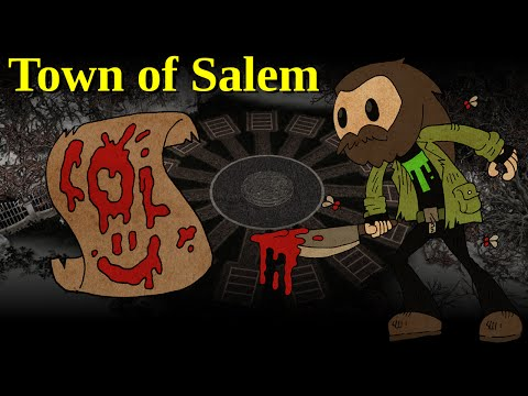 Panic at the Casino | Town of Salem w/Friends