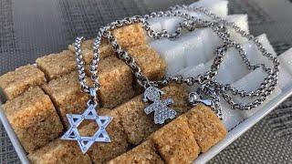 Золотые украшения с бриллиантами