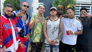 "BULOVA x El Mayor x Shelow Shaq x Ceky x Poeta x Boke x Bigoblin ""No La Tiene Remix"" Video Oficial"