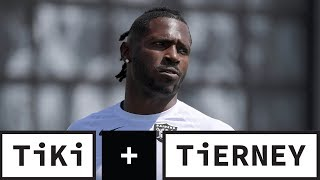 Antonio Brown THREATENS To QUIT Football Over Helmet Regulations! | Tiki + Tierney