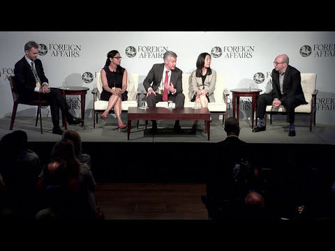 Foreign Affairs LIVE: Innovative Finance