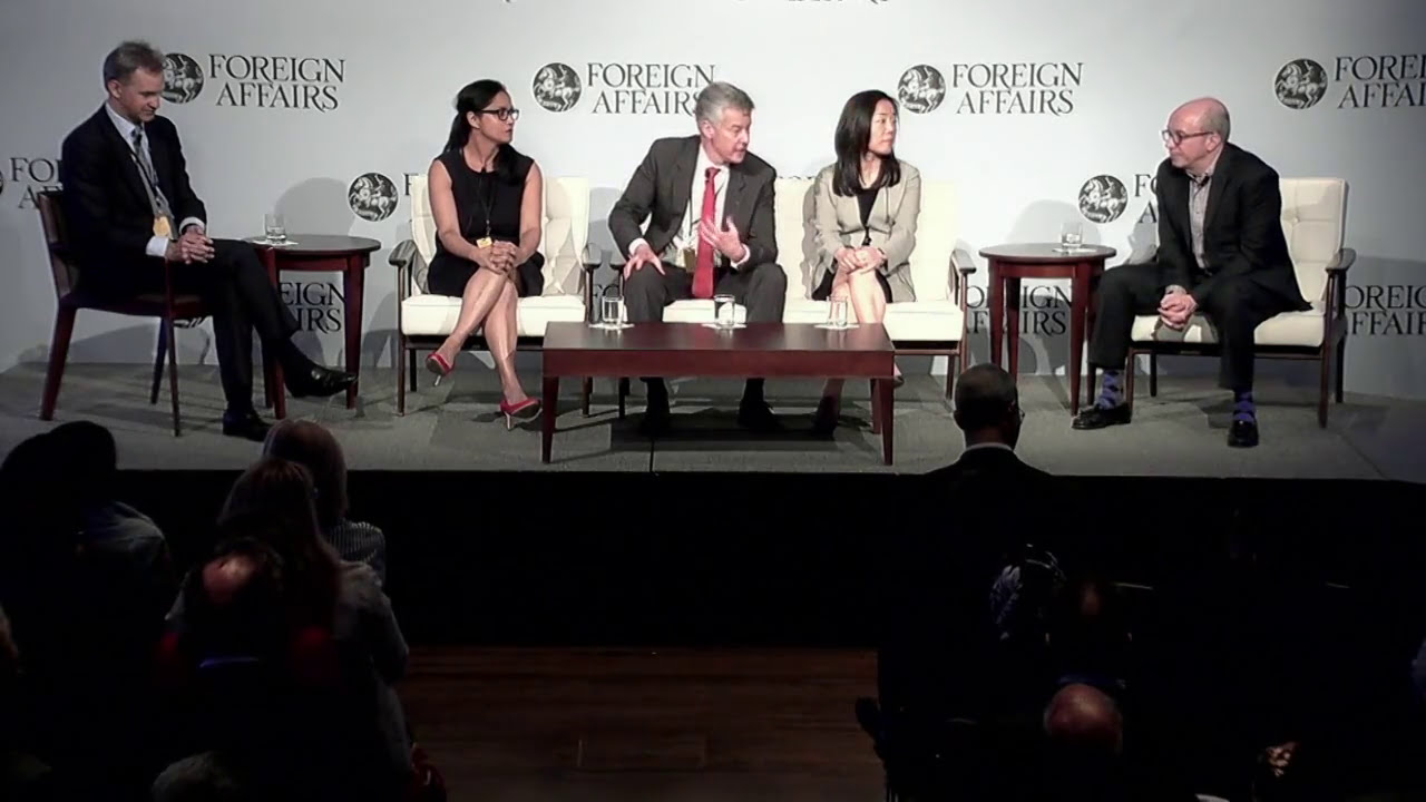 Foreign Affairs LIVE: Innovative Finance - YouTube