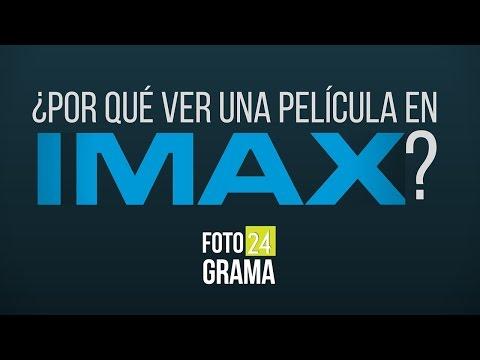¿Por qué ver una película en IMAX?