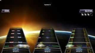 (Phase Shift) Klaxons - Golden Skans [Instrumental] (Expert Band)