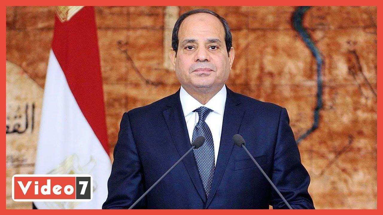 رساي?ل الري?يس السيسى خلال كلمة مصر للمنظمة العالمية للتعاون الاقتصادى والتنمية