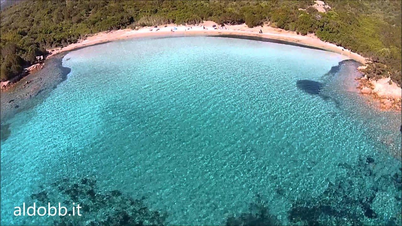 Spiaggia le piscine sardegna drone youtube for Les piscines