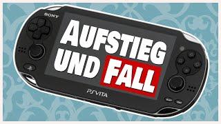 Aufstieg und Fall dęr Playstation Vita