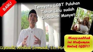 """Video MASYAALLAH!!Ternyata """"LGBT"""" Berasal Dari MONYET Inilah Hukumannya, Ustadz Abdul Somad, Lc. MA! download MP3, 3GP, MP4, WEBM, AVI, FLV Oktober 2018"""