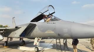 Украина обратилась к США о приобретении самолетов F-15EX, учебных T-X/T-7 Red Hawk и вертолетов AH-6