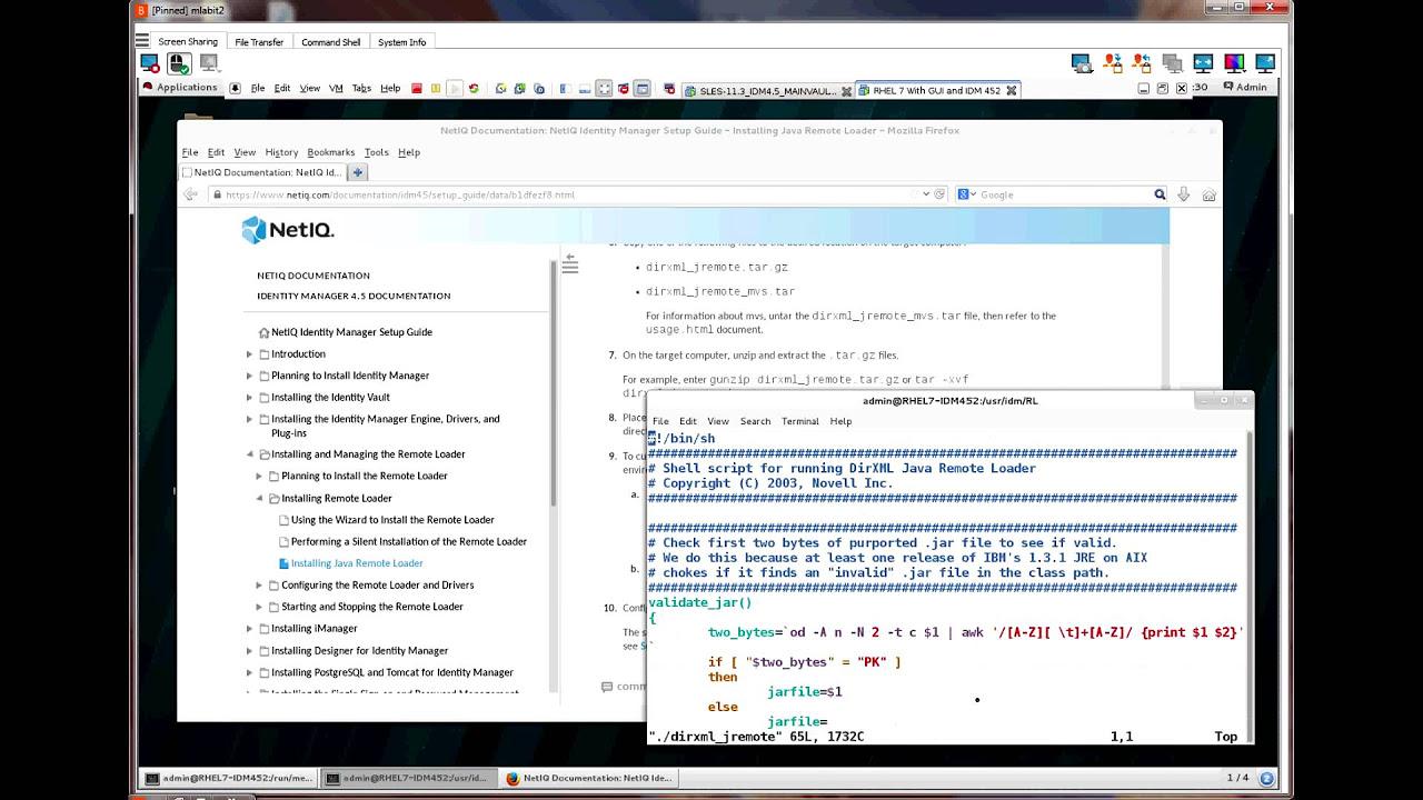NetIQ Validator - Simplifying NetIQ Identity Manager Driver Development - Chalk Talk