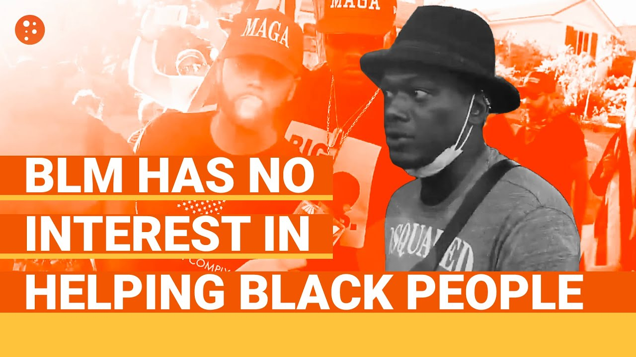 BLM Has No Interest in Helping Black People