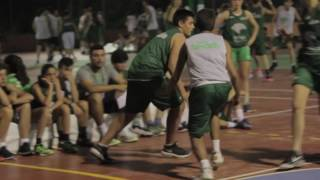 Campus Unicaja Baloncesto 2017 - T1: Torneo 3X3