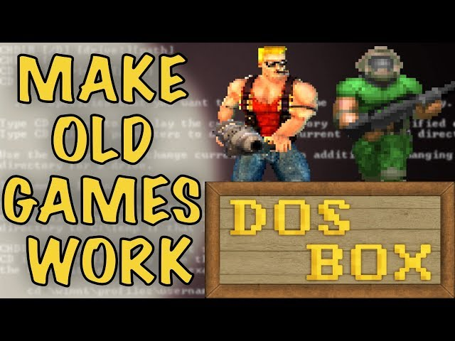 play dos games on windows 10