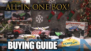 Horizon Hobby Holiday Gift Buying Guide: All In One Box!