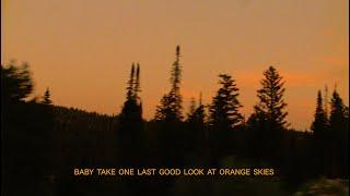 Rozzi - Orange Skies (Official Lyric Video)