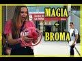 CHICAS CON MENTE SUCIA , MAGIA + BROMA😱- Street Magic. Alberto Montalvo.