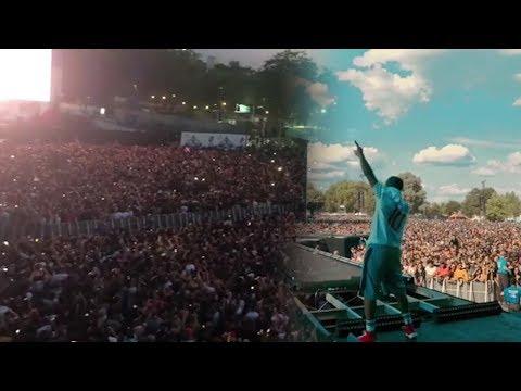 Davido Shuts It Down At Wireless Festival 2018 In UK