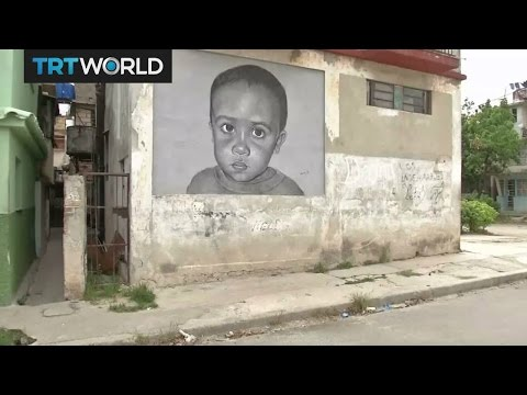 Showcase: Street art in Cuba