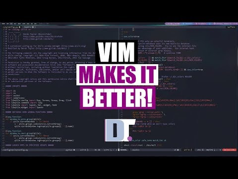 Vim Makes Everything Better, Especially Your File Manager And Shell!