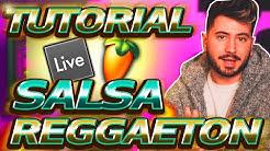 👉CÓMO HACER un BEAT de SALSA REGGAETON💃🎹*Tutorial FL Studio & Ableton Live