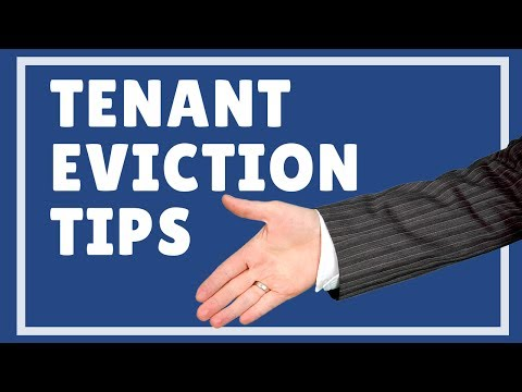 Tenant Eviction for Your Groton Rental Property –-How to Get a Bad