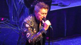 Bryan Ferry - Love Is The Drug - Chicago Theater, Chi IL. Sept 21 2014