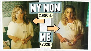 Recreating My Mom's Photos From the 80's