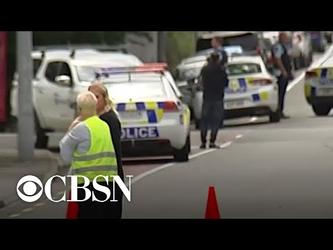 Search for clues after mosque attacks in New Zealand