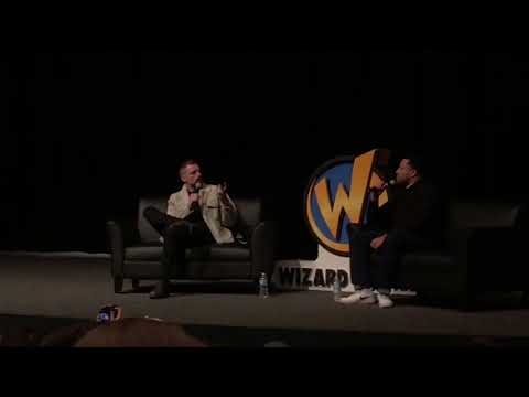 Sebastian Stan Panel Wizard World St. Louis 2018