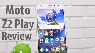 Moto Z2 Play 2017 Model Review with Pros amp Cons - Slimmer Z Play