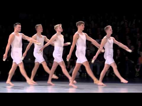 "NDPT 10 Showreel ""Orbita"" world Tour 2014-2015"