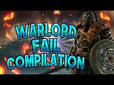 Warlord FAIL COMPILATION! (Post Warlord Nerf)
