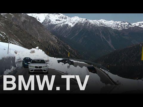 BMW M European Tour 2016 – Teil 3: Quer durch die Alpen.