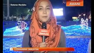 Citrawarna 1Malaysia di Dataran Merdeka