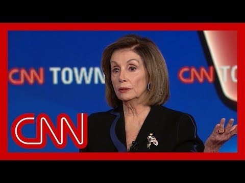 Nancy Pelosi: Climate crisis is an existential threat to our planet