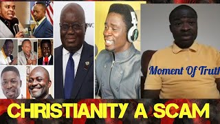 Pastors Are Destroying Ghana. They are SAKAWA Scamers. Moment of Truth - Evangelist Addai