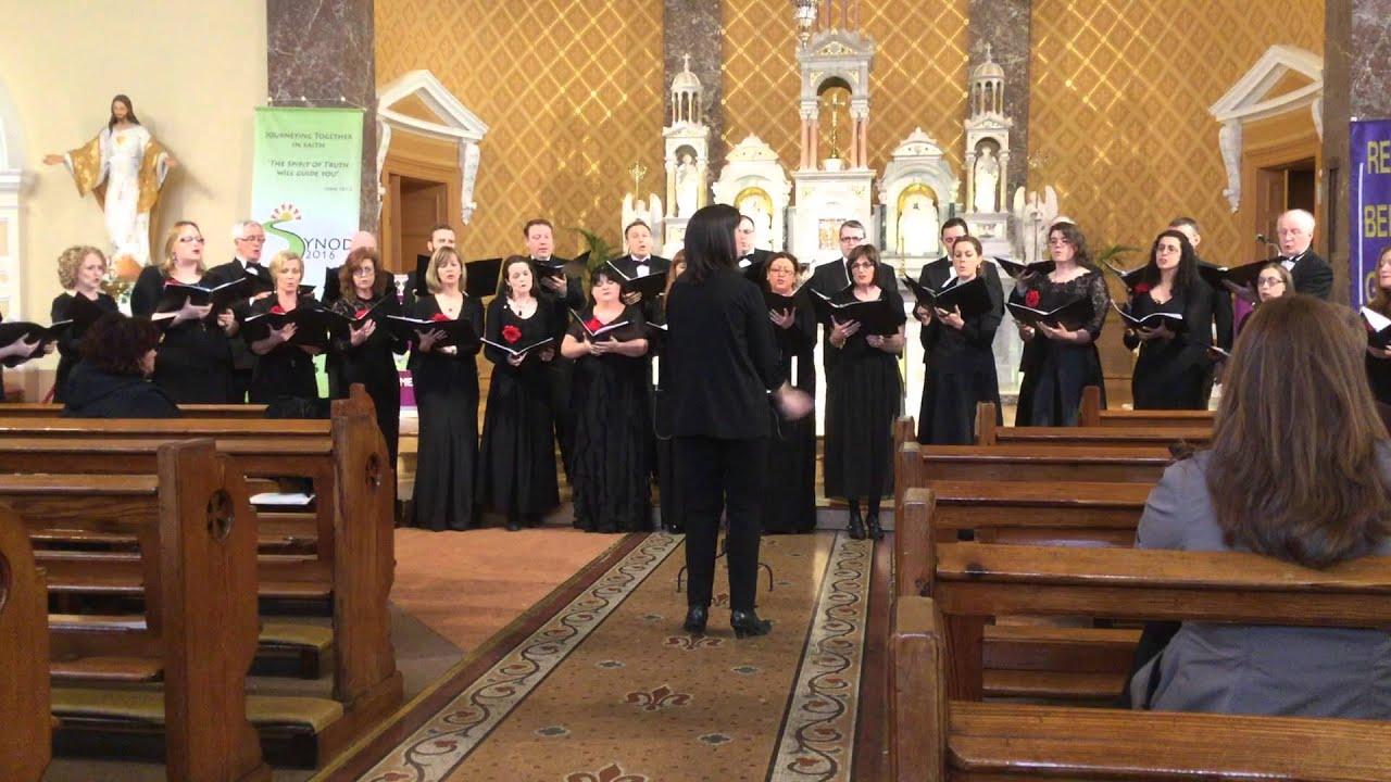 Ancór Chamber Choir Video 2