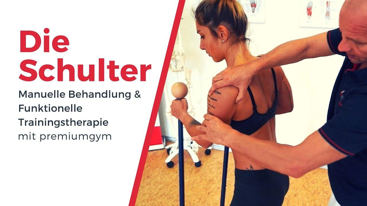 Die Schulter - Manuelle Behandlung & Funktionelle Trainingstherapie ...