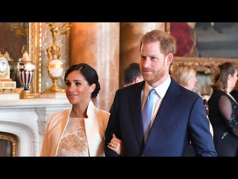 Are Meghan Markle and Prince Harry Moving to Africa?